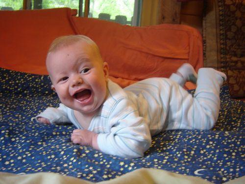 Quinn - Laughing